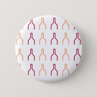 Design exotic morocco 2 inch round button