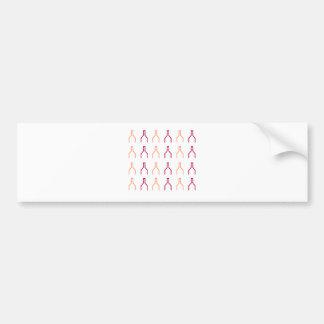 Design exotic morocco bumper sticker