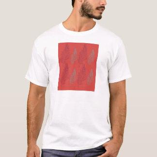 DESIGN EXOTIC PALMS BEIGE T-Shirt