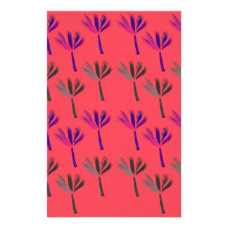 Design exotic Palms Stationery