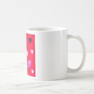 Design  Figs wild  Red Coffee Mug