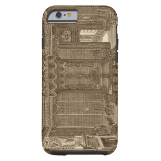 Design for a Bedchamber with a State Bed, from the Tough iPhone 6 Case