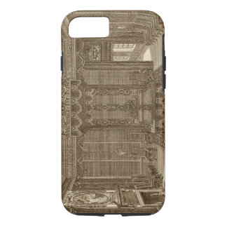 Design for a Bedchamber with a State Bed, from the iPhone 7 Case