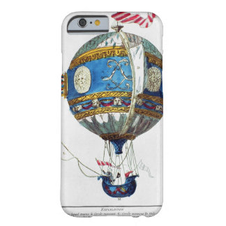 Design for a hot-air balloon with a diameter of 12 barely there iPhone 6 case
