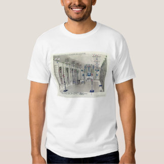 Design for a Music Room with panels by Margaret Ma Tshirts