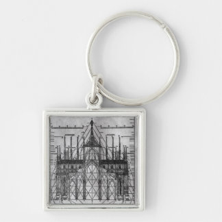 Design for Milan Cathedral Keychain