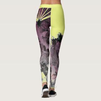 Design For serenity Leggings
