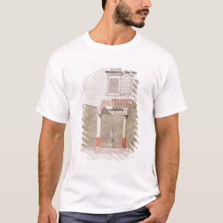 Design for the atrium of the Pompeiian palace T-Shirt