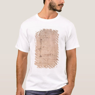 Design for the tomb of Pope Julius II T-Shirt