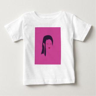 Design geisha Ethnic pink Baby T-Shirt