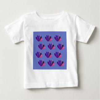 Design gems on blue edition baby T-Shirt