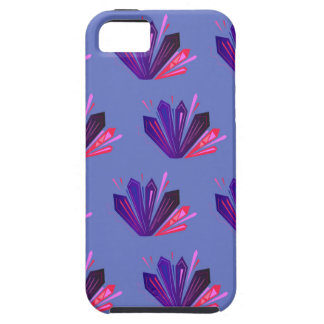 Design gems on blue edition iPhone 5 covers