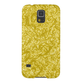 Design Gold Texture Galaxy S5 Cover