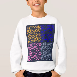 Design jaguar dots wild sweatshirt