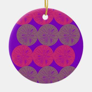 Design lemons, bio look ceramic ornament