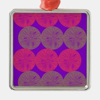 Design lemons, bio look metal ornament