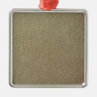 Design linen ethno metal ornament