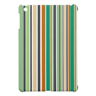 Design lines bamboo iPad mini case