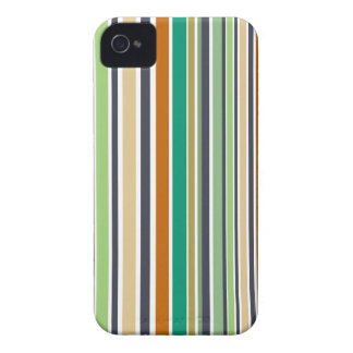 Design lines bamboo iPhone 4 case
