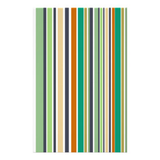 Design lines bamboo stationery