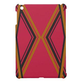 Design lines ethno chocolate case for the iPad mini