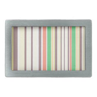 Design lines sweet Bamboo Belt Buckle