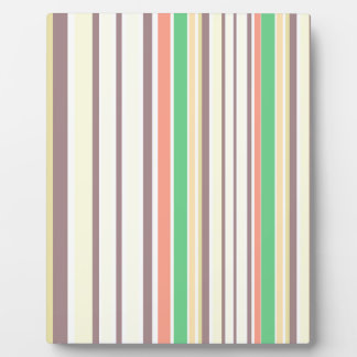 Design lines sweet Bamboo Plaque