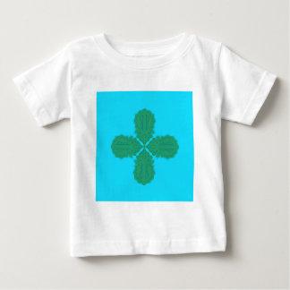 Design Mandala blue bio Baby T-Shirt