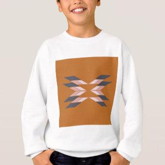 Design mandala ECO BROWN Sweatshirt