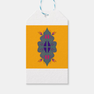 Design mandala Japan Gift Tags