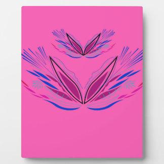 Design mandala sweet Pink Plaque