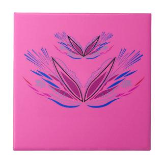 Design mandala sweet Pink Tile