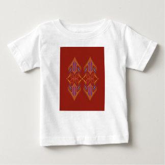 Design mandalas eco brown baby T-Shirt