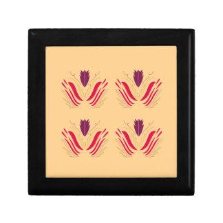 Design mandalas on Vanilla Gift Box