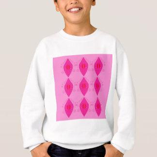 Design mandalas pink sweatshirt
