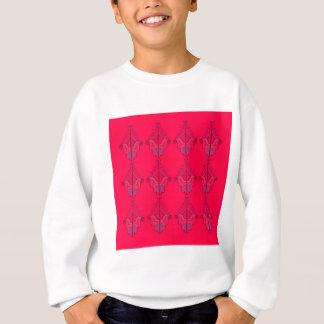 Design mandalas wild  red sweatshirt