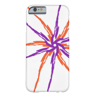 Design painting barely there iPhone 6 case