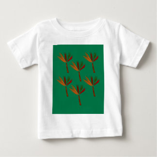 Design palms bio look baby T-Shirt