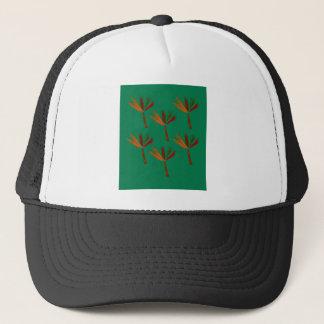 Design palms bio look trucker hat