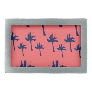 DESIGN Palms eco pink Belt Buckle