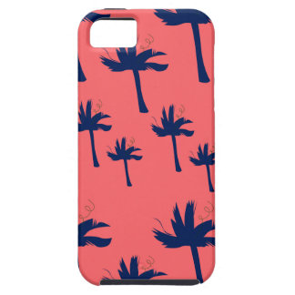 DESIGN Palms eco pink iPhone 5 Cover