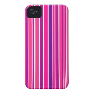 Design pink Bamboo elements Case-Mate iPhone 4 Case