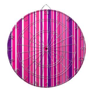 Design pink Bamboo elements Dartboard
