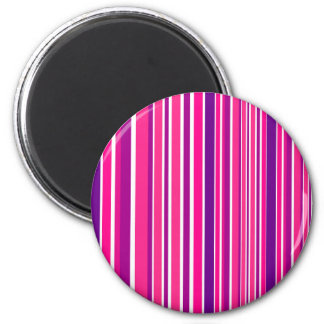 Design pink Bamboo elements Magnet