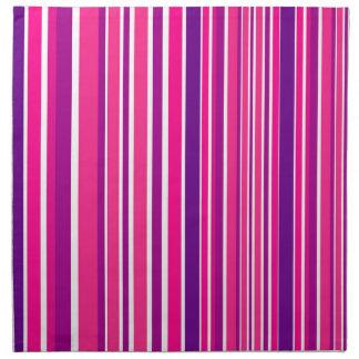 Design pink Bamboo elements Napkin