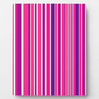 Design pink Bamboo elements Plaque