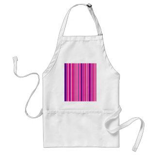 Design pink Bamboo elements Standard Apron
