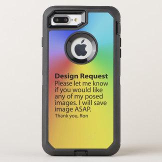 Design Request OtterBox Defender iPhone 7 Plus Case