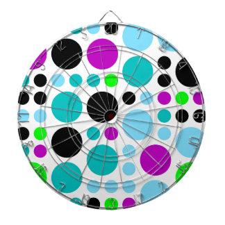 Design scores dartboard