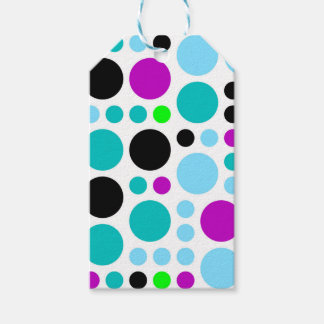 Design scores pack of gift tags